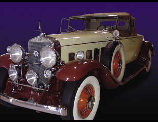1931 CADILLAC ROADSTER -  - 20289