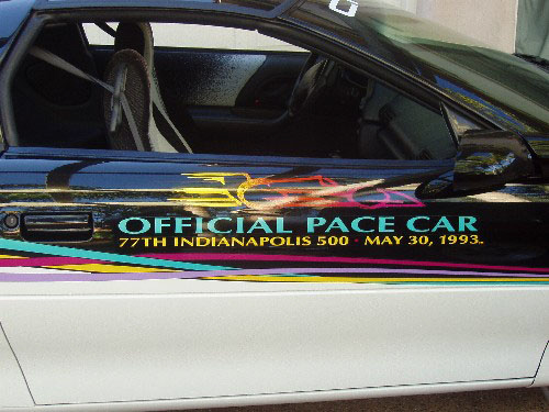 1993 CHEVROLET CAMARO INDY PACE CAR COUPE - Front 3/4 - 20291