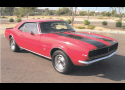 1967 CHEVROLET CAMARO RS COUPE -  - 20292