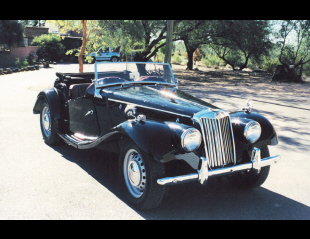 1954 MG TF ROADSTER -  - 20296