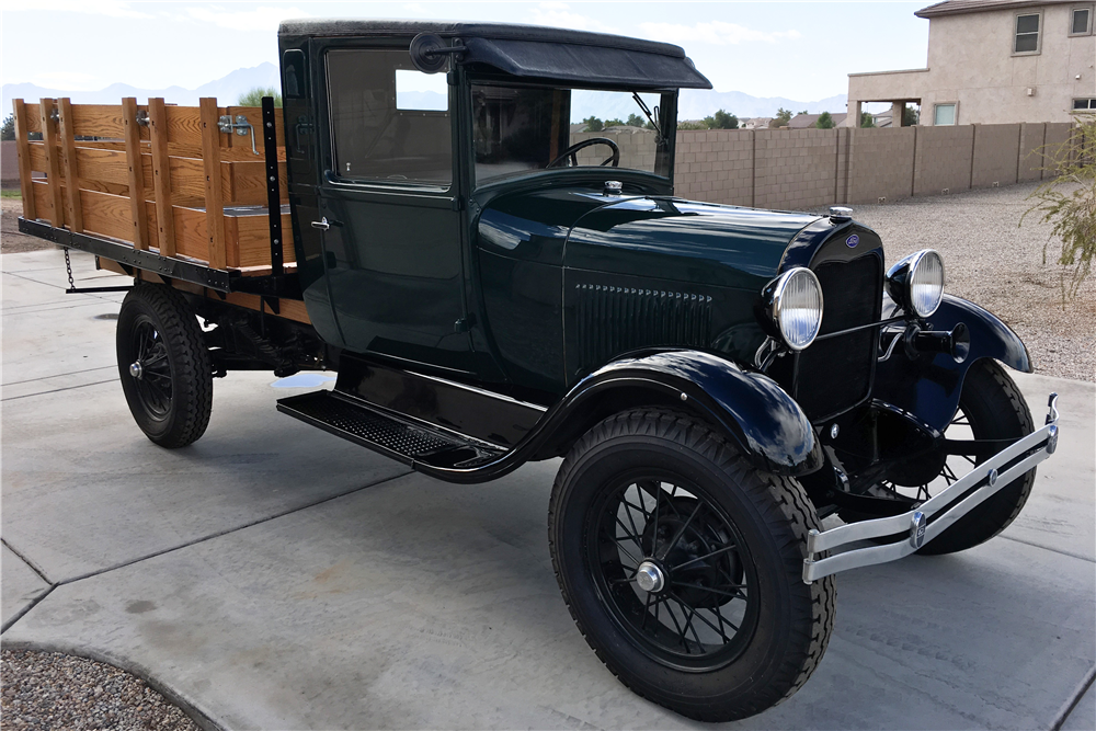 1928 Ford Aa Truck 202973