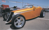 1933 FORD 2 DOOR ROADSTER -  - 20300