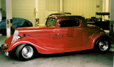 1934 FORD 3 WINDOW COUPE -  - 20301
