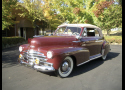 1947 CHEVROLET FLEETMASTER CONVERTIBLE -  - 20312