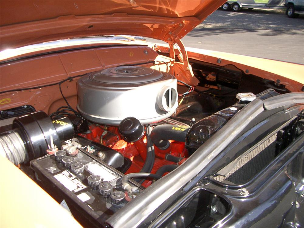 1956 FORD SUNLINER CONVERTIBLE - Engine - 20314