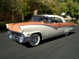 1956 FORD SUNLINER CONVERTIBLE -  - 20314