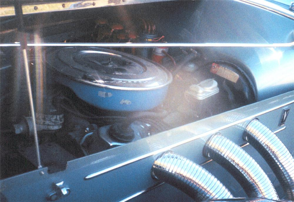1977 AUBURN 856 2 DOOR SPEEDSTER RE-CREATION - Engine - 20330