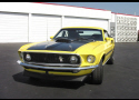 1969 FORD MUSTANG MACH 1 FASTBACK -  - 20337
