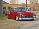 1955 CHEVROLET BEL AIR CUSTOM SPORT COUPE -  - 20348