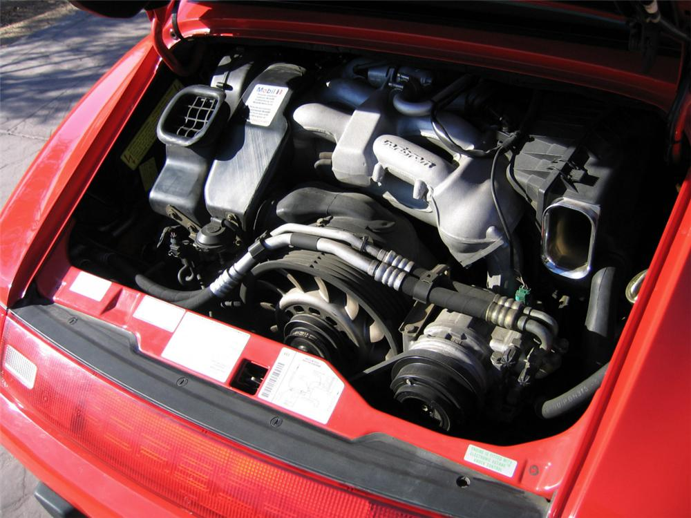 1997 PORSCHE 911 CARRERA - Engine - 20350