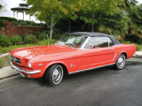 1965 FORD MUSTANG CONVERTIBLE -  - 20352