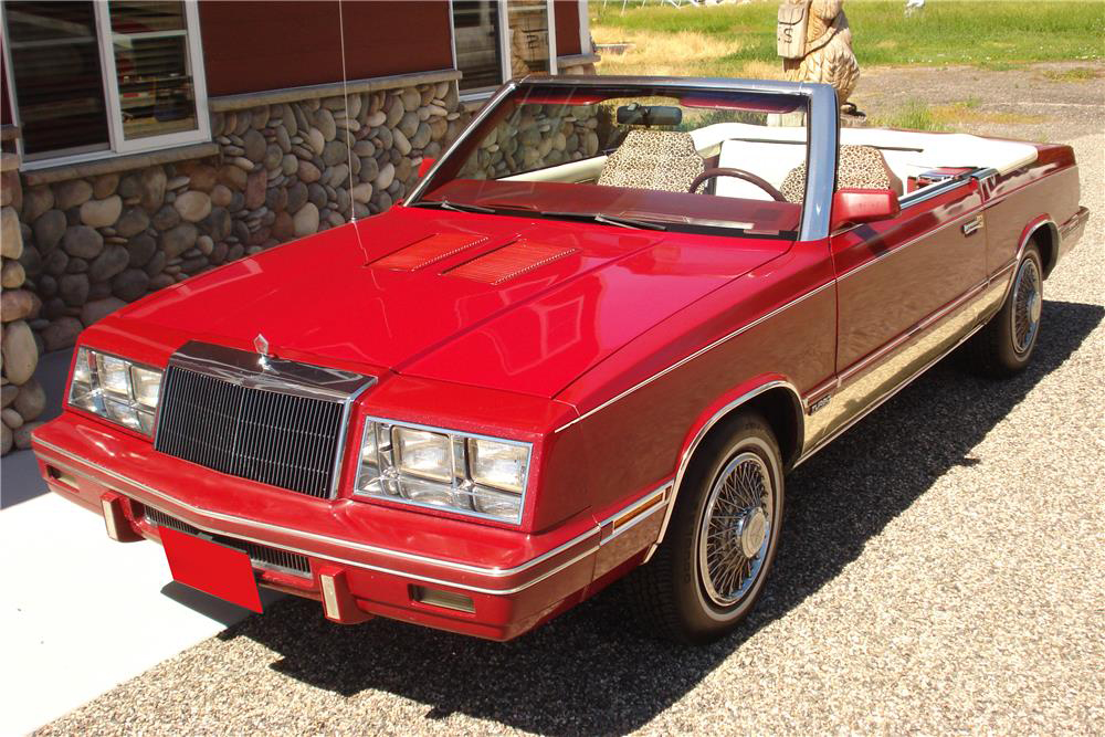 Lebaron Car Price