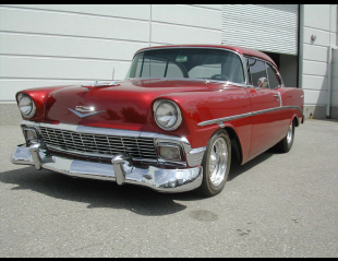 1956 CHEVROLET 210 COUPE -  - 20360