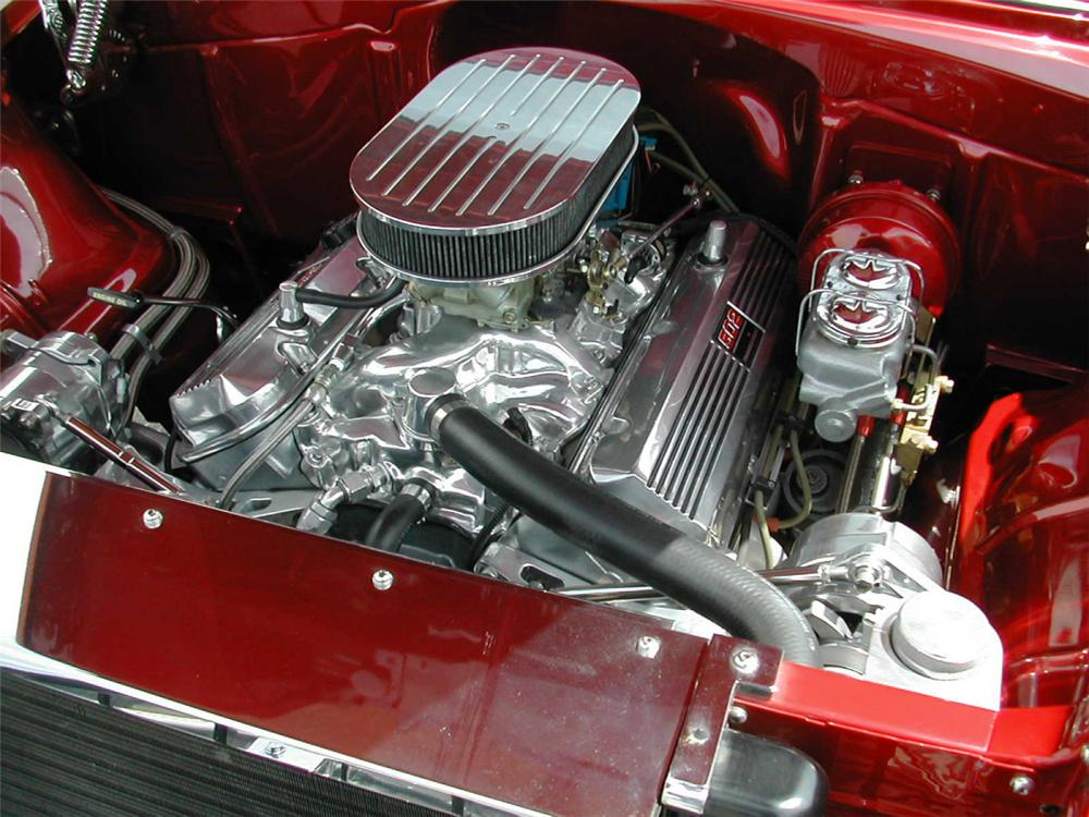 1956 CHEVROLET 210 COUPE - Engine - 20360