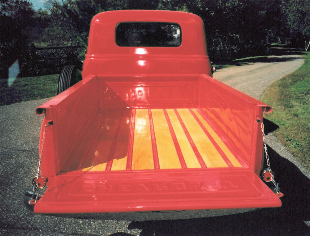 1954 CHEVROLET 3100 PICKUP - Rear 3/4 - 20364