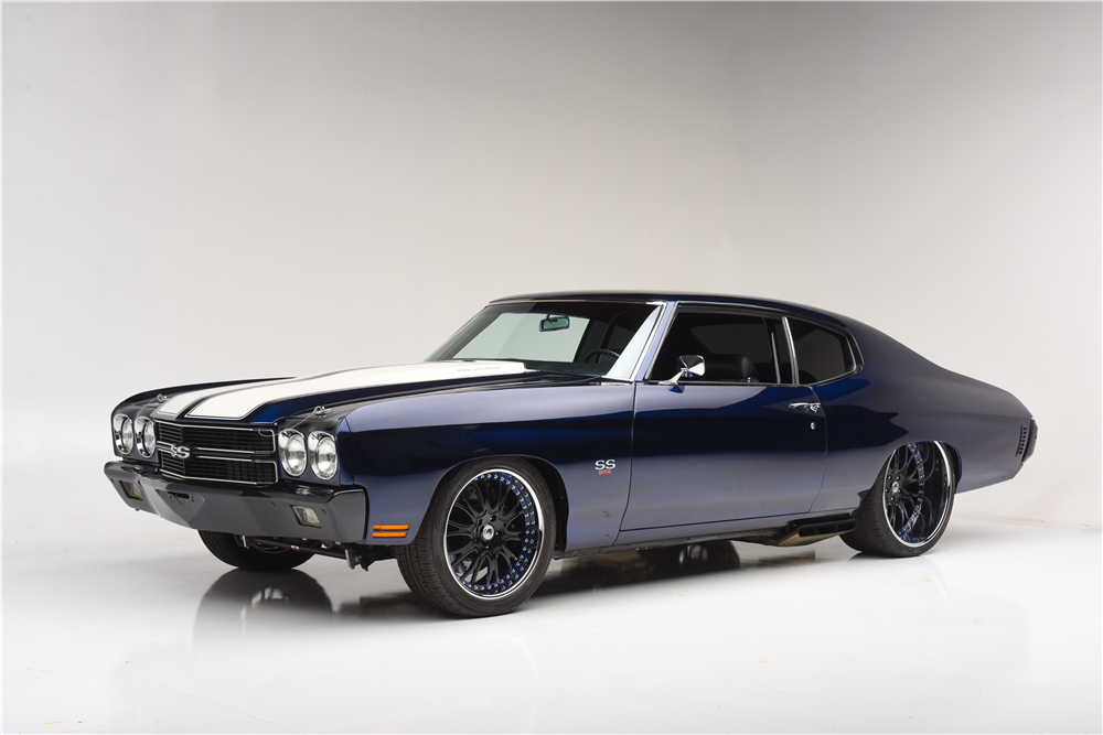 Chevy On The Blvd >> 1970 CHEVROLET CHEVELLE SS CUSTOM COUPE