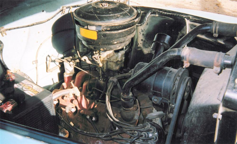 1951 FORD 1RD STEPSIDE PICKUP - Engine - 20370