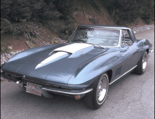 1967 CHEVROLET CORVETTE 427/435 CONVERTIBLE -  - 20371
