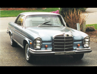 1968 MERCEDES-BENZ 280SE COUPE -  - 20374