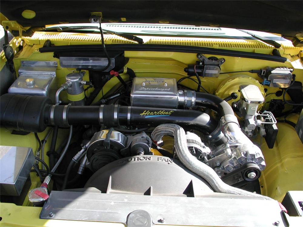 1992 CHEVROLET CUSTOM PICKUP - Engine - 20384