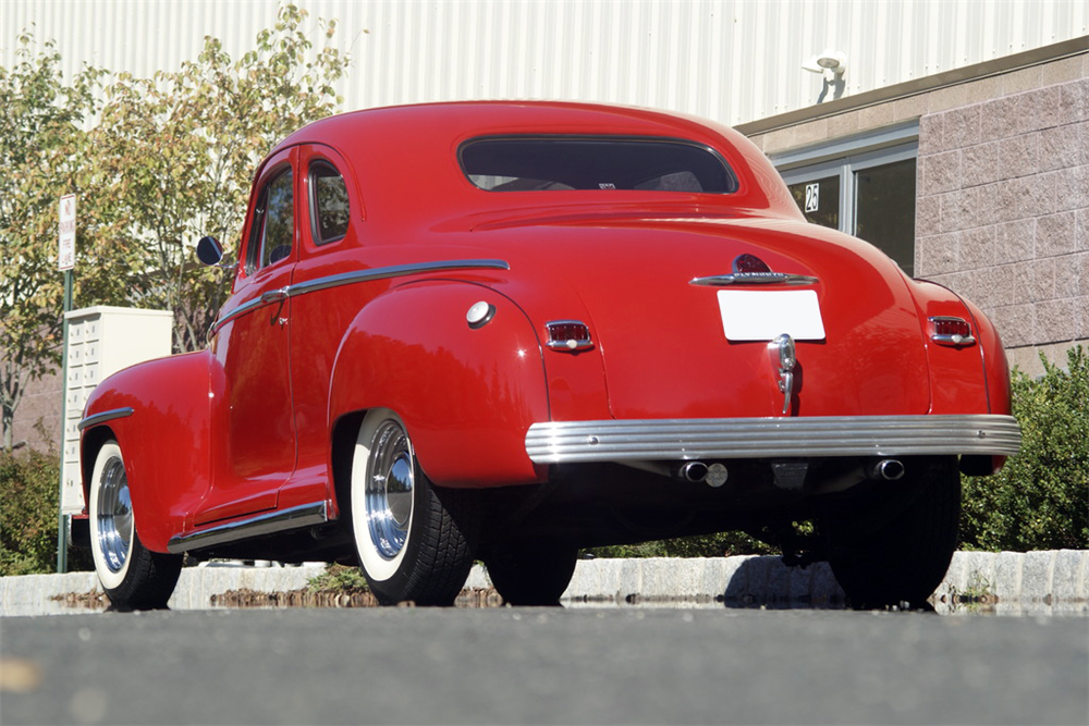 1948 plymouth special deluxe custom coupe203866. Black Bedroom Furniture Sets. Home Design Ideas