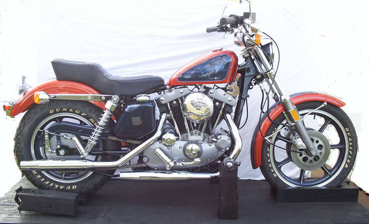 1978 HARLEY-DAVIDSON XLH 1000 SPORTSTER MOTORCYCLE - Interior - 20392