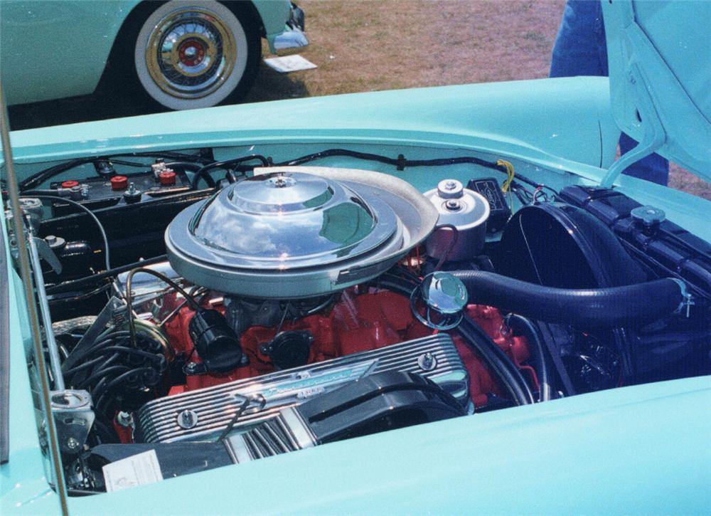 1955 FORD THUNDERBIRD CONVERTIBLE - Engine - 20394