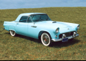 1955 FORD THUNDERBIRD CONVERTIBLE -  - 20394