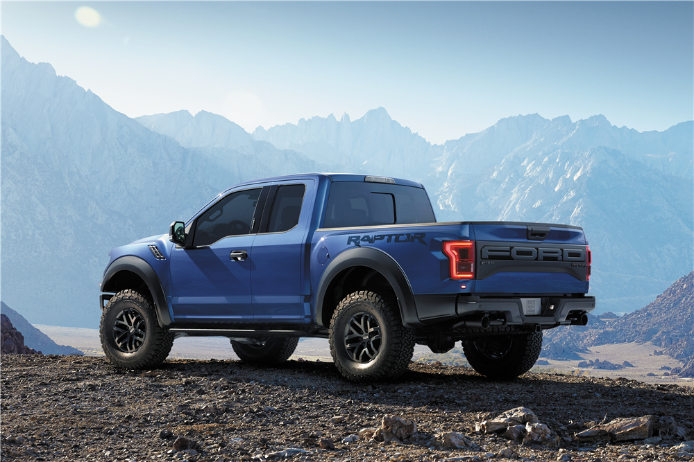 2017 ford raptor pickup 204206. Black Bedroom Furniture Sets. Home Design Ideas