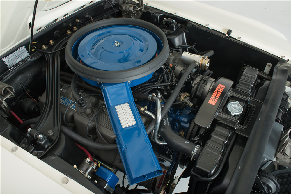 1969 FORD MUSTANG BOSS 429  - Engine - 204501