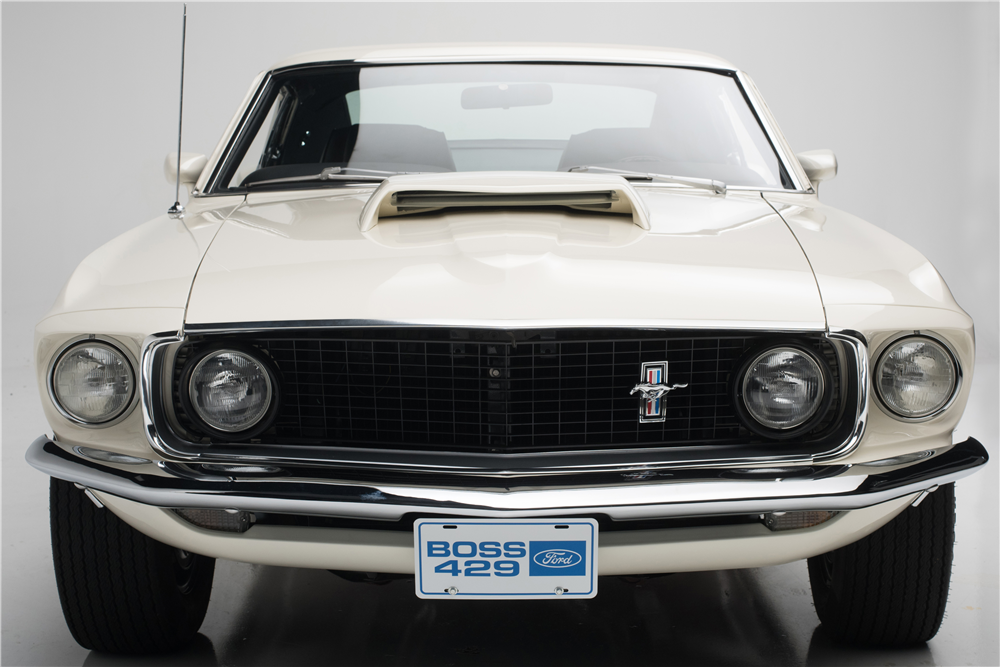 1969 FORD MUSTANG BOSS 429  - Misc 1 - 204501