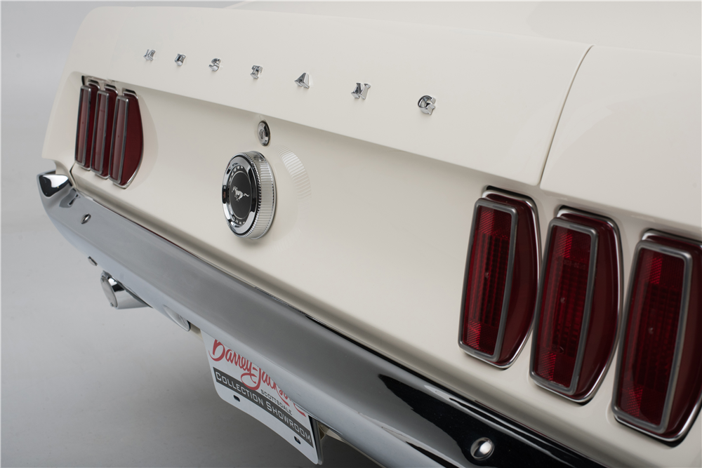 1969 FORD MUSTANG BOSS 429  - Misc 3 - 204501