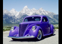 1937 LINCOLN ZEPHYR COUPE -  - 20455