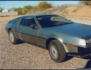 1982 DELOREAN UNKNOWN -  - 20461