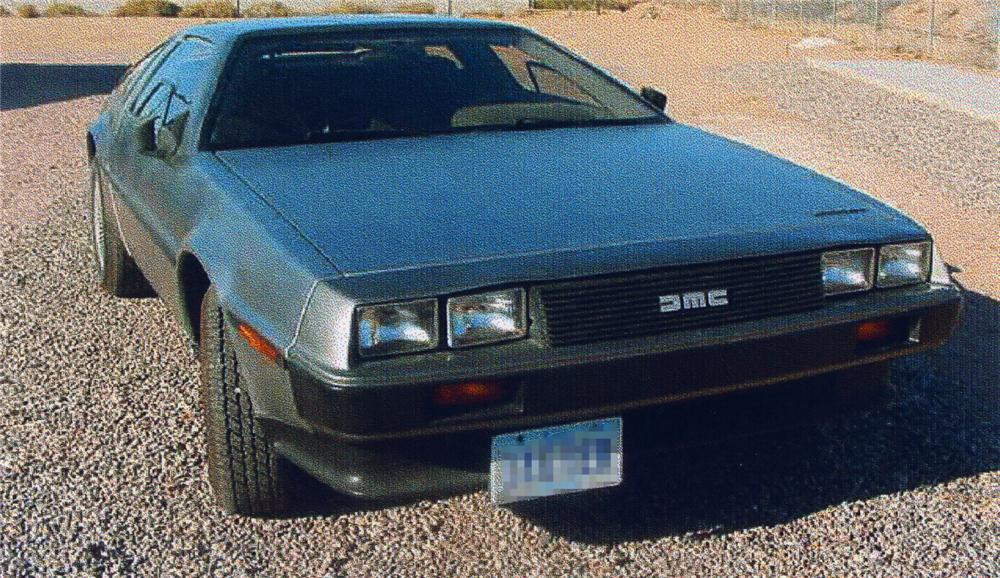 1982 DELOREAN UNKNOWN - Side Profile - 20461