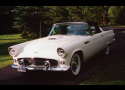 1956 FORD THUNDERBIRD CONVERTIBLE -  - 20542