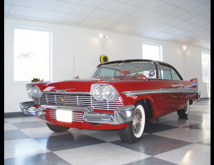"1958 PLYMOUTH FURY ""CHRISTINE"" FROM THE BILL PRIZE -  - 20543"