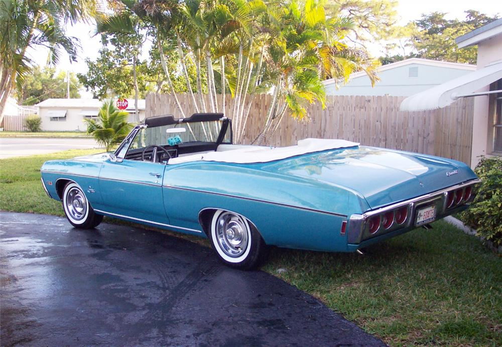 1968 chevy impala ss convertible galleryhip com the hippest galleries