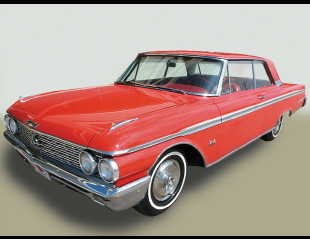 1962 FORD GALAXIE 500 XL 2 DOOR -  - 20558