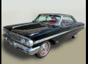 1964 FORD GALAXIE 500 2 DOOR HARDTOP -  - 20559