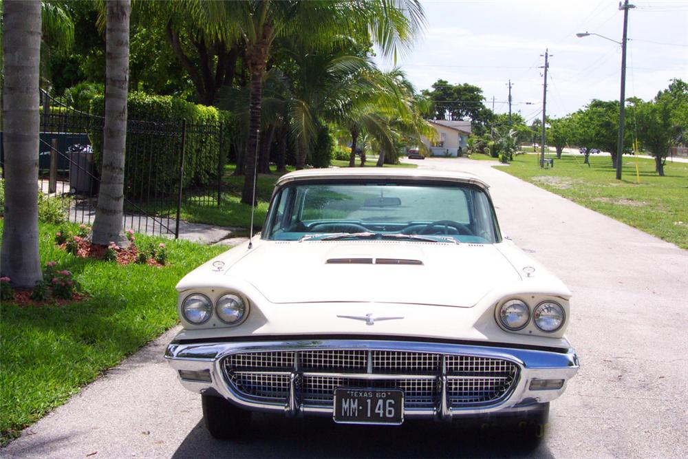 1960 FORD THUNDERBIRD 2 DOOR - Engine - 20570