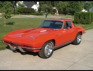 1966 CHEVROLET CORVETTE 427/425 COUPE -  - 20571