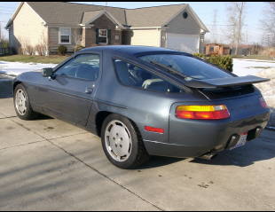 1987 PORSCHE 928 2 DOOR COUPE -  - 20574