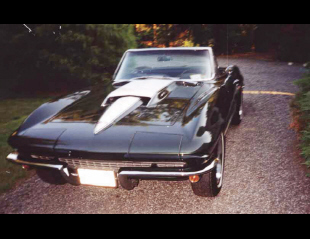 1967 CHEVROLET CORVETTE 427/435 CONVERTIBLE -  - 20576