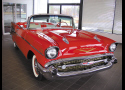 1957 CHEVROLET BEL AIR CONVERTIBLE -  - 20590