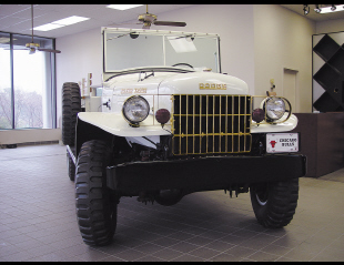 1954 DODGE POWER WAGON -  - 20591