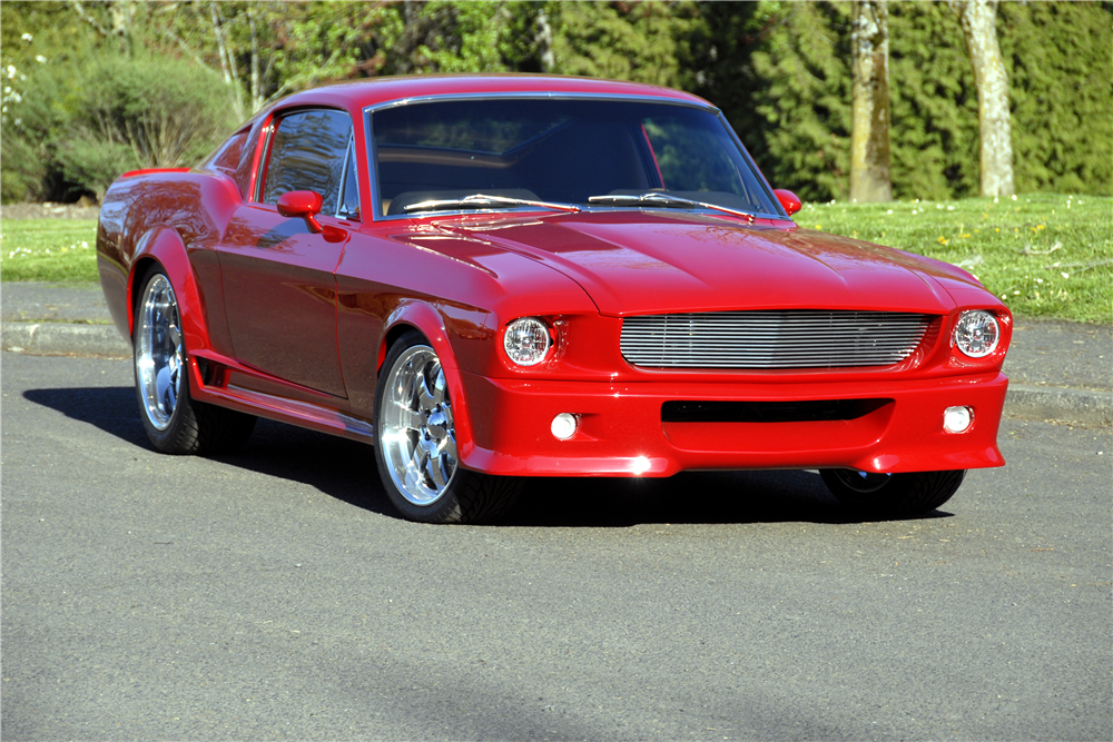1967 FORD MUSTANG CUSTOM FASTBACK - Misc 1 - 205951