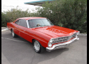 1967 FORD GALAXIE 2 DOOR HARDTOP -  - 20603