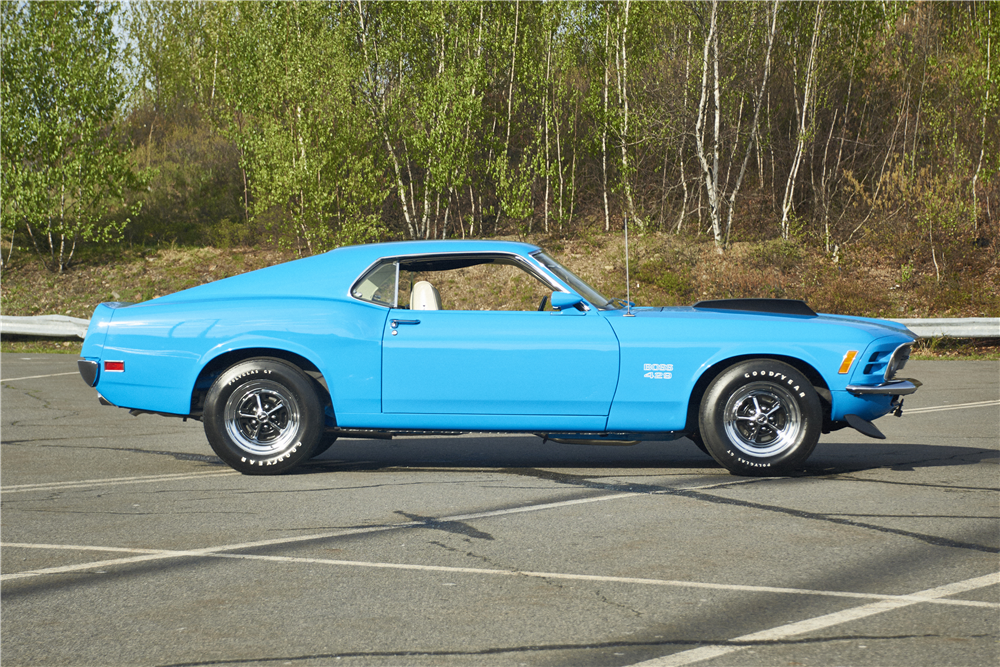 1970 FORD MUSTANG BOSS 429 FASTBACK - 206092