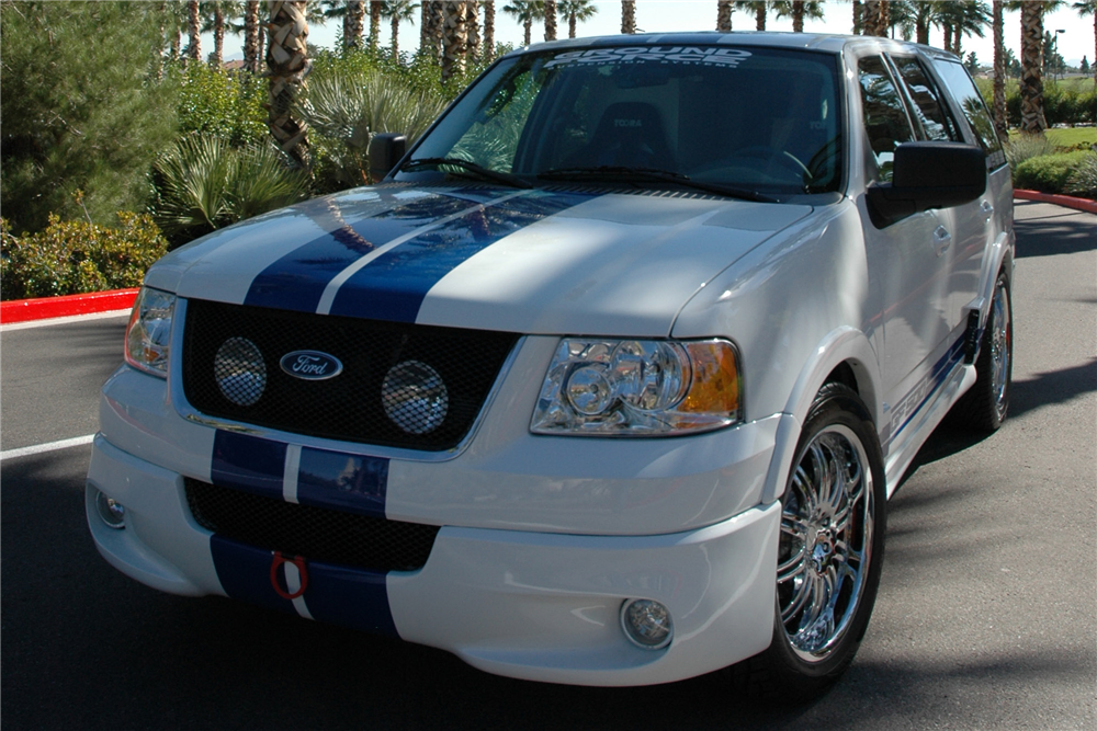 2006 Ford Expedition Custom Suv 206106